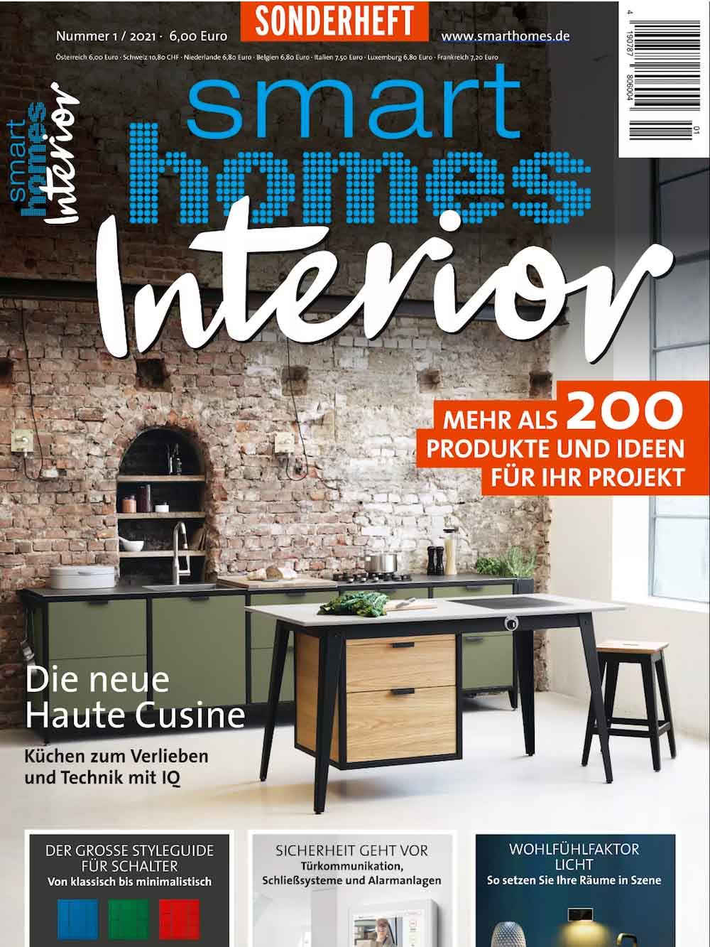 Smart ELOA UNIQUE LIGHTS Home Interior_1-21_Cover