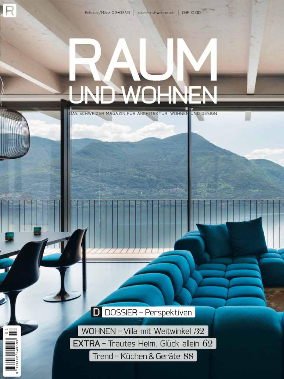 Raum und Wohnen_2-3-21_Cover