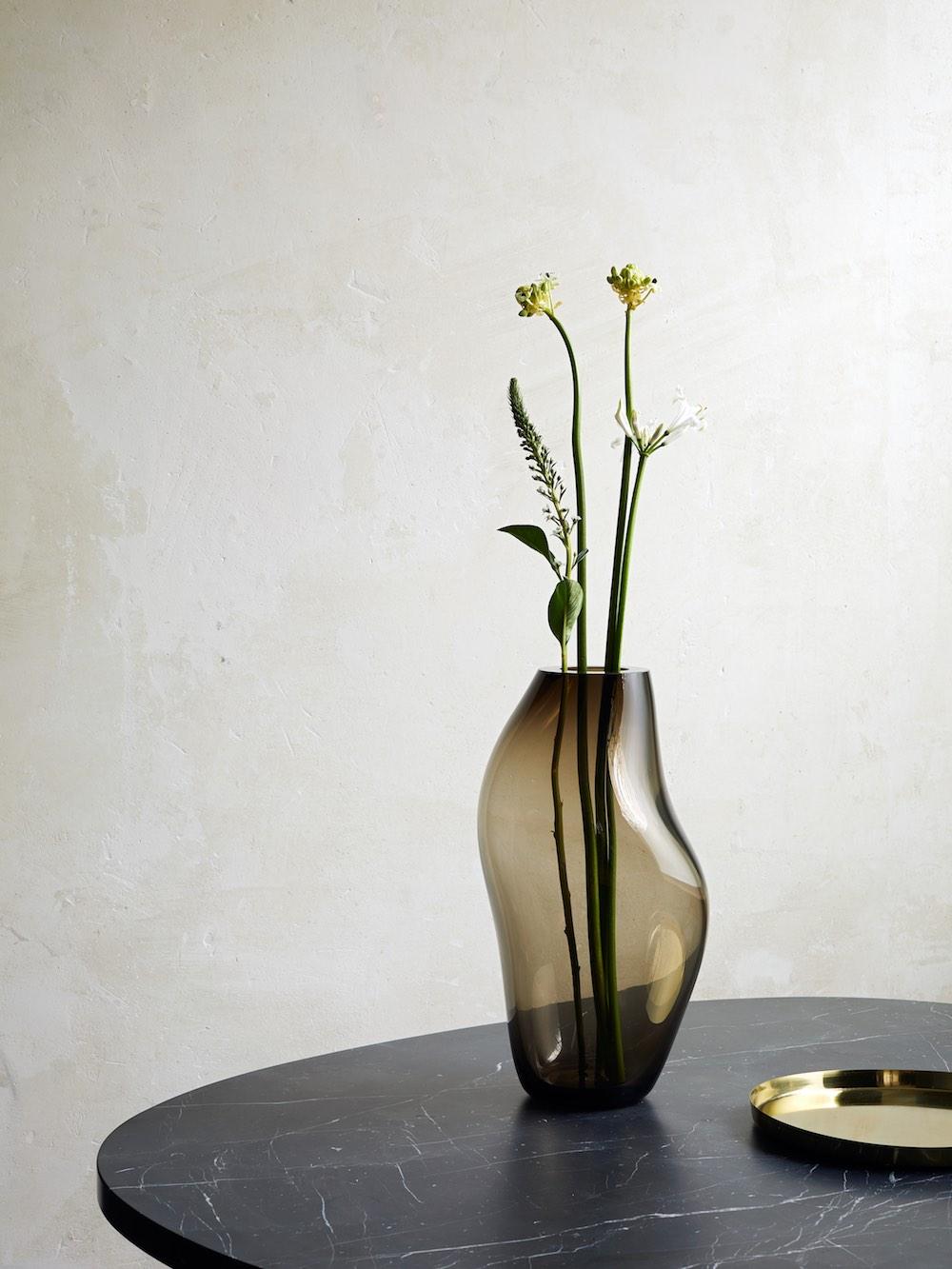 ELOA Unique Lights SUPERNOVA IV Vase Glas