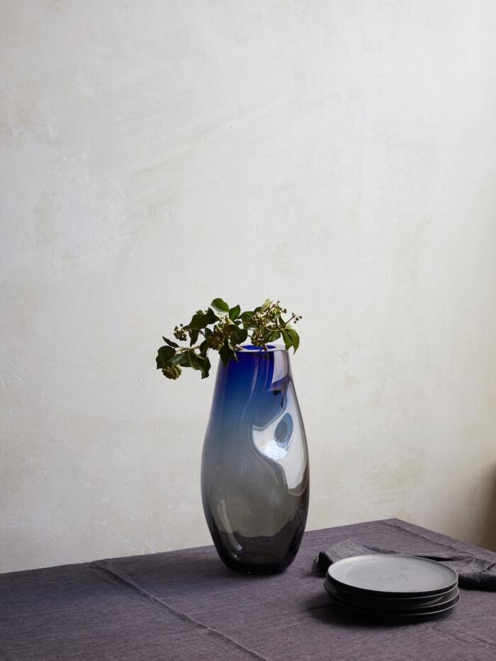 ELOA SUPERNOVA Vase Glas