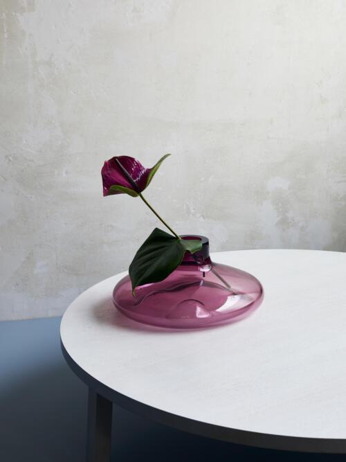 ELOA MAKEMAKE Vase Glas