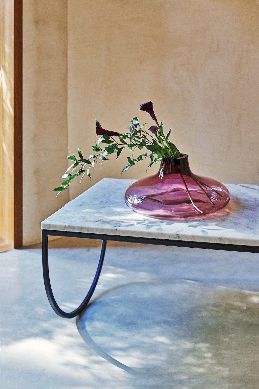 ELOA Unique Lights MAKEMAKE Vase Glas