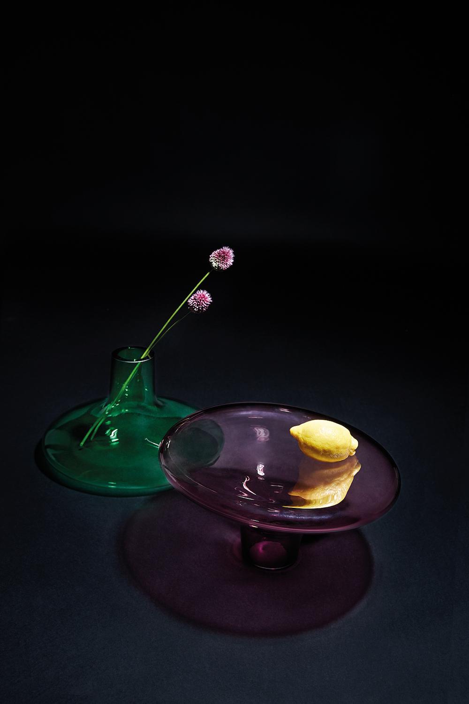 ELOA MAEKEMAKE Vase Glas