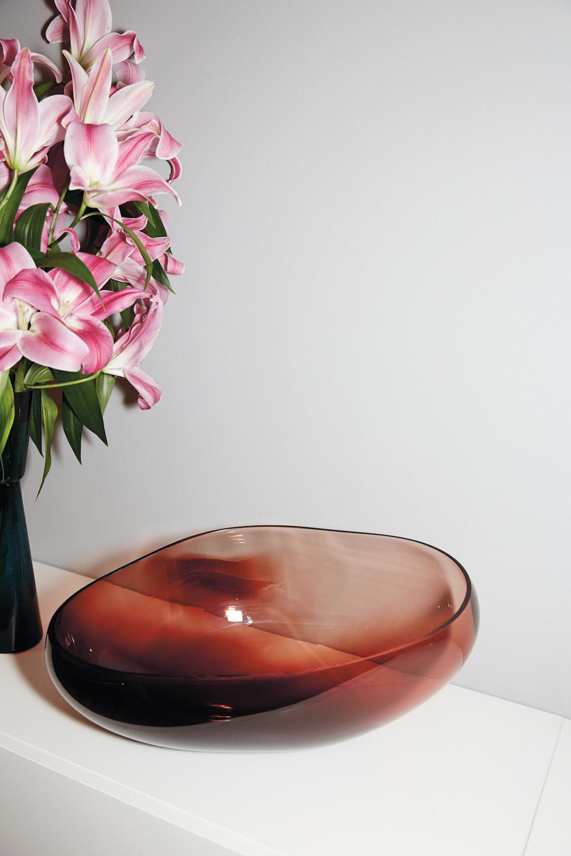 ELOA SUPERNOVA Schale Glas